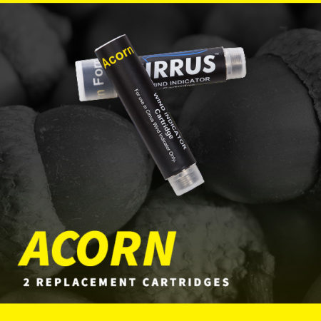 Cirrus Acorn Wind Indicator Refill for hunting